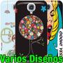 Estuche Samsung Galaxy S4 Mini I9195 Gt I9190 Fashion Flores