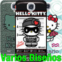 Estuche Samsung Galaxy S4 Mini I9195 Gt I9190 Hello Kitty