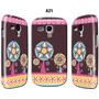 Forro Estuche Samsung Galaxy S3 Mini Gt I8190 Arbol Y Flores