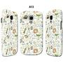 Estuche Samsung Galaxy S3 Mini Gt I8190 El Cuaderno Cartoon