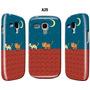 Forro Estuche Samsung Galaxy S3 Mini Gt I8190 Perro Y Gato X