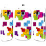 Estuche Samsung Galaxy S3 Mini Gt I8190 Psicodélicos Fashion