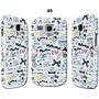 Estuche Samsung Galaxy S3 Mini Gt I8190 Cartoon Network Azul