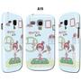 Forro Estuche Samsung Galaxy S3 Mini Gt I8190 Girl´s Azul