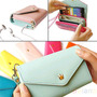 Cartera Billetera Portacelular Iphone 4s 5 Samsung S2 S3 B71