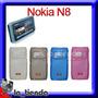 Forro Para Nokia N8 Rosado Acrilico Case Protector Fucsia