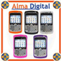 Forro Silicon Blackberry Curve 8300 8310 8320 8330 Estuche