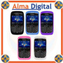 Forro Silicon Blackberry Gemini 8520 8530 Estuche Goma Bb