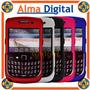 Carcasa Dura Blackberry Gemini 8520 8530 Estuche Plastico Bb