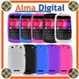 Forro Silicon Blackberry Javelin 2 9360 Curve Estuche Goma