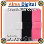 Estuche Cuero Samsung S3 Mini Forro Protector Tipo Libreta