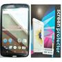 Forro Gel + Lamina Protectora Google Nexus 6 Xt1103 Xt1100