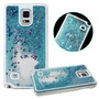 Forro Carcasa Líquida Escarchada Para Samsung S6 Y Note4