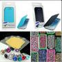 Forro Cover Samsung Mini S3 + Lamina + Jack Plus