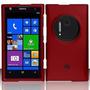 Estuche Protector Rubberized Rojo Para At&t Nokia Lumia 1020
