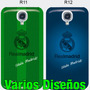 Carcasa Samsung Galaxy S7-s6-edge-j7-s5-s4-mini Real Madrid