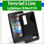 Lg Optimus 3d Max P720 Forro Tpu Case Estuche Funda Otterbox