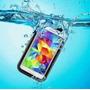 Estuche Forro Waterproof Para Usar El Celular En El Agua
