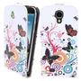 Forro Flip Samsung Galaxy S4 Mini I9190 I9192 Andeux