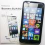 Forro Gel + Lamina Protectora Nokia Lumia 640