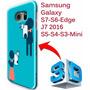 Estuche Personalizado Samsung Galaxy S3 I9300, Mini Gt I8190