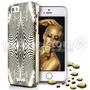 Estuche Puro Forro Iphone 5 5s Cover Animal Print Just