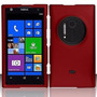 Estuche Duro Protector Rojo Para Nokia Lumia At&t 1020