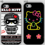 Carcasa Iphone 6-6s-plus-se-5s-4s Hello Kitty Fashion H1