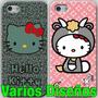 Carcasa Iphone 6-6s-plus-se-5s-4s Hello Kitty H2-h3-h4