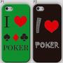 Carcasa Iphone 6-6s-plus-se-5s-4s Poker Texas Holdem Cartas