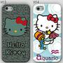 Carcasa Iphone 6-6s-plus-se-5s-4s Hello Kitty Fashion H2-h3-