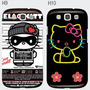 Funda Samsung Galaxy S7-s6-edge-j7-s5-s4-s3 Mini Hello Kitty