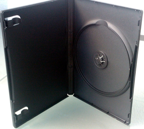 estuches para dvd 14 mm caja con 100 estuches vv4