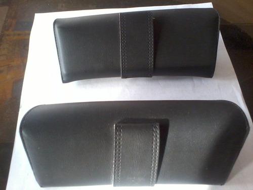 estuches para lentes universal nuevos (2 unidades)
