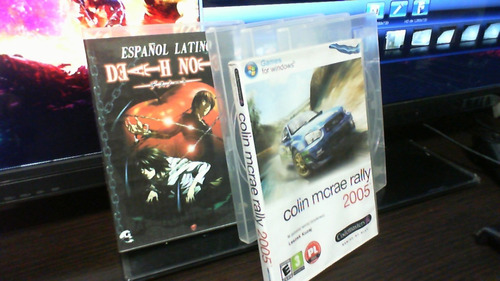 estuches transparentes para blu-ray, ps3, dvd (7 packs)
