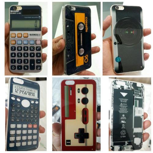 estuches  y  cable usb  iphone 5 5s 6 6s 6plus 7 a domicilio