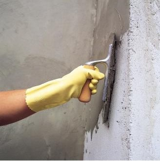 estuco 1a 10kg mezcla enlucir paredes gris-blanco al mayor
