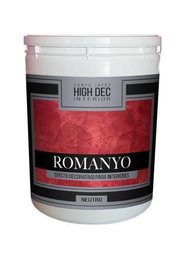 estuco veneciano efecto mármol 1,5kg sanyo jafep envío promo