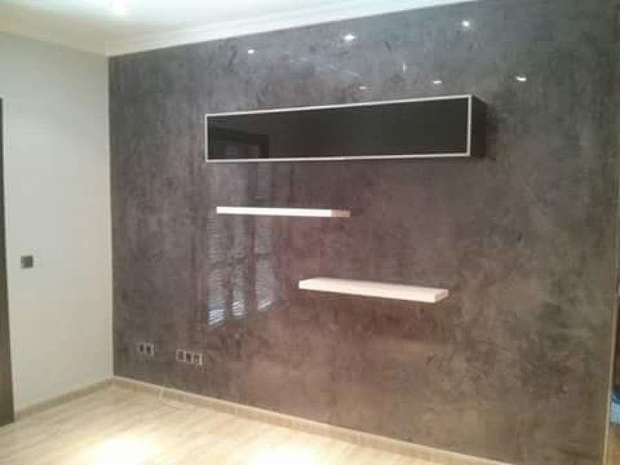 Estuco veneciano microcemento estucado buen precio s - Aplicacion de microcemento en paredes ...