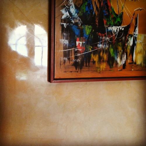 estuco venenciano y efectos especiales en paredes