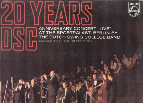 estudiantes holandeses  20 years dsc  vinilo philips stereo