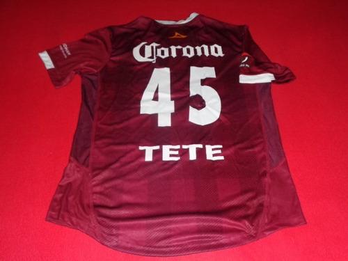 estudiantes tecos jersey de futbol soccer liga ascenso 45