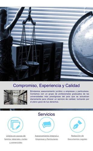 estudio abogados familia sucesiones laboral civil caba gba