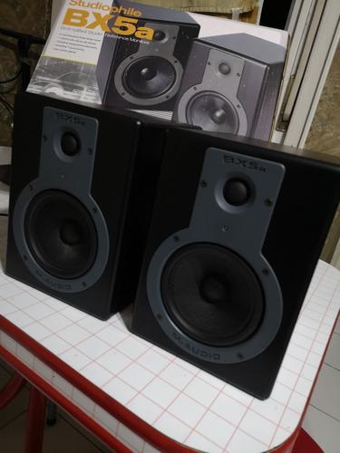 estudio audio monitor