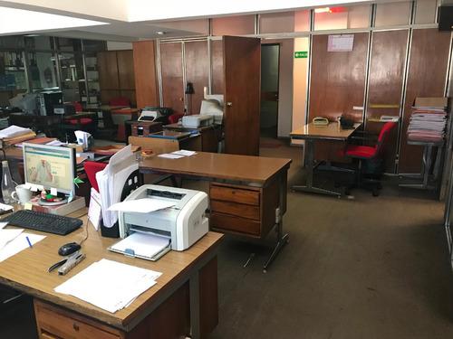 estudio con recepcion  sala de reuniones y oficinas