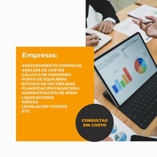 estudio contable, empresas, itp, bps, dgi, emprendedores