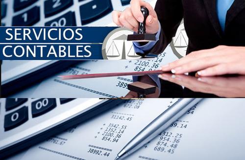 estudio contable tributario (contadora pública)