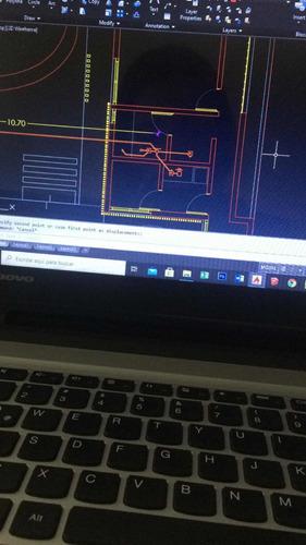 estudio de arquitectura. construcciones.