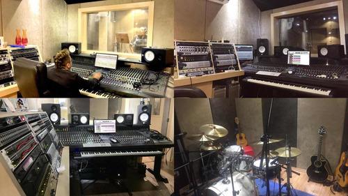 estúdio de filmagem e gravação. lives shows e documentários