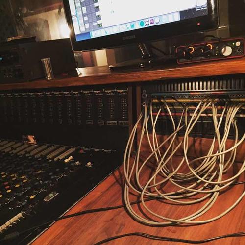 estudio de grabación analógico y digital